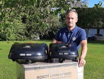 Robotniidukite müük
